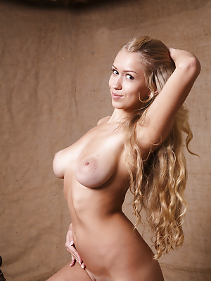 Showy Beauty  Sandra  Boobs, Breasts, Tits