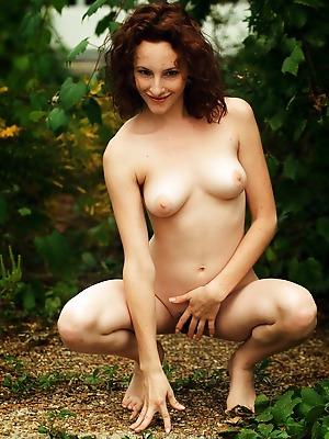 Erotic Beauty  Taneka  Softcore, Outdoor, Pussy, Shaved, Erotic