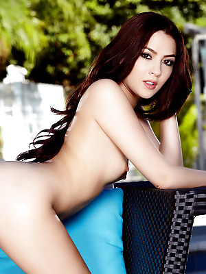 Holly Randall  Cassie Laine  Petite, Softcore, Erotic