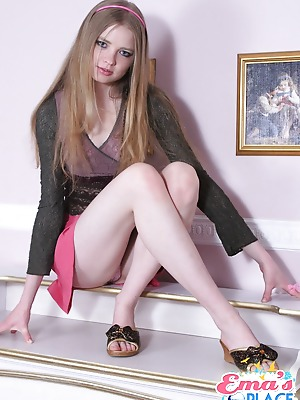 Ema's Place  Ema  18 year, Young, Solo, Teens, Natural